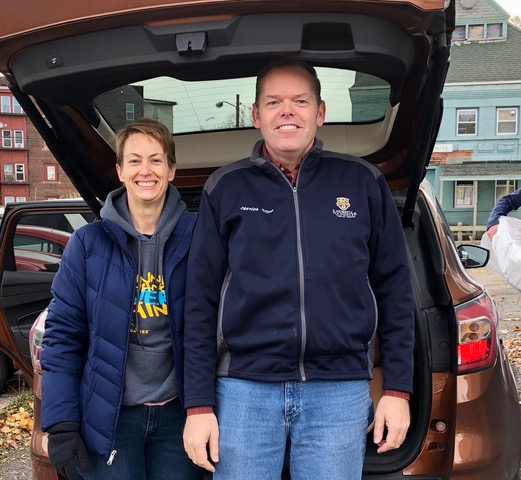 Loading chairs from 2017-19 REACH Home at Dimitri House